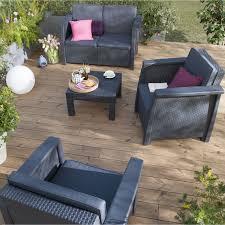 Idee Decoration Jardin Pas Cher by Salons Pas Chers Salon De Jardin Pas Cher Leroy Merlin On