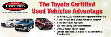 toyota certified pre owned cars certified pre owned toyota models available in northbrook il