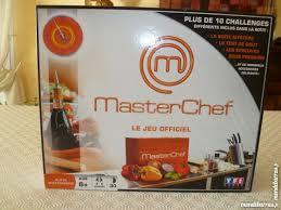 jeux de cuisine masterchef achetez boîte de jeu quasi neuf annonce vente à istres 13