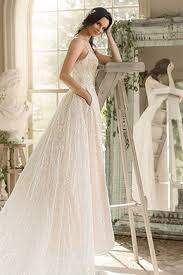 distinct designer wedding dresses justin alexander signature