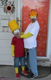 Halloween Costumes Simpsons Simpsons Family Halloween Costume Photo 8 8