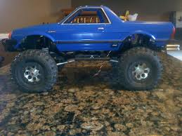 tamiya subaru brat body brat build easy cheap new rear bumper page 2 rccrawler