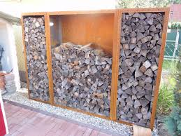 Haus Und Garten Ideen Cortenstahl Alles Für Haus Und Garten Aus Metall Holzlager