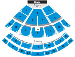 Amphitheater Floor Plan by Seating Charts Spac