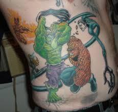 comic book tattoos tattoo art gallery