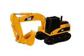 amazon com toy state 35644 caterpillar construction job site