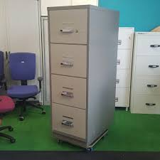 chubb fireproof filing cabinet city used office furniture