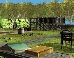 Grow  Squash Grapes In The Upcoming Multiplatform Tycoon Game - Backyard vineyard design