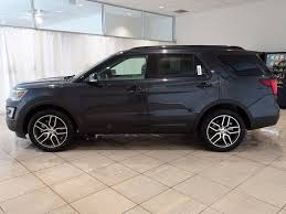ford explorer sport wheels 2017 ford explorer sport 4wd at fairway ford serving