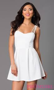 white dress 22 white graduation dresses for 100 best cheap