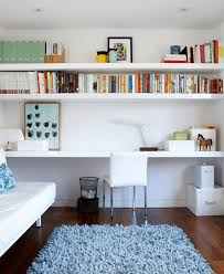 Wall Desk Ideas 28 Creative Open Shelving Ideas Freshome