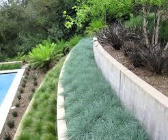 Backyard Retaining Wall Ideas Low Maintenance Landscaping Ideas Retaining Walls Hillside On