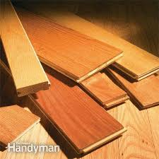 hardwood flooring prices installed wood floor installation the family handyman