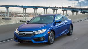 2016 honda civic coupe review test drive performance analysis