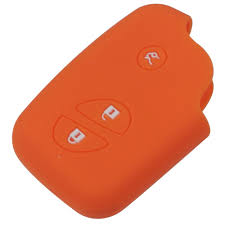 lexus es300h u car 3b silicone remote car key cover case for lexus ct200h es 300h