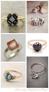 alternative wedding rings wood wedding rings alternative engagement rings weddingwedding