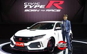 mobil honda civic mobil baru honda civic type r dibanderol rp 995 juta otomotifzone