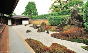 Rock Garden Zen Japanese Rock Garden A Bit Of History