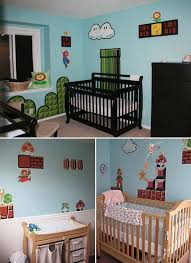Super Mario Home Decor 22 Terrific Diy Ideas To Decorate A Baby Nursery Amazing Diy