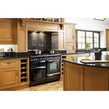 Smeg 110 Gloss Black Induction The Most Stylish Ovens On The Market Ovenclean