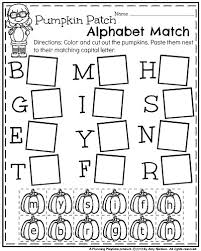 october kindergarten worksheets kindergarten worksheets