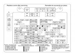 2001 chevy tahoe 175 fuse box 2001 wiring diagrams collection