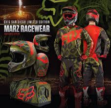 fox motocross gear sets product 2015 fox marz san diego le gear set motoonline com au