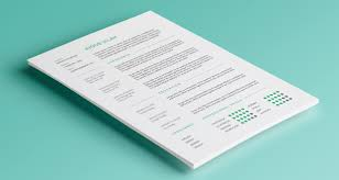 Interactive Resume Template 9 Free Minimal Resume Templates Hipsthetic