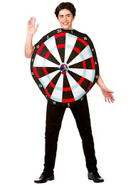 Halloween Party Costume Ideas Men Dart Board Game Costume U0026 Novelty Darts New Fancy Dress Stag