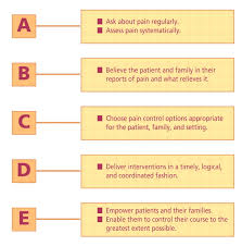 becoming an advocate for cancer pain management the journal of