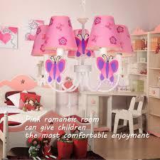 Childrens Pink Chandelier 2017 New Modern Children S Bedroom Light Led Chandelier Lighting