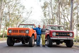 his and hers jeeps an astronaut two trucks and his wife wsj