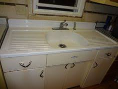 youngstown kitchen cabinets by mullins vintage youngstown steel enamel kitchen sink counter retro cabinets