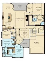 Next Gen Homes Floor Plans Lennar Multigenerational Homes Floor Plans Home And House Style