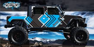 blue jeeps jeep wraps vehicle wrap custom 4x4 jeep wraps