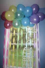 simple balloon decoration for birthday party at home decor how to