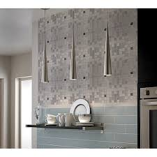 kitchen backsplash stickers mosaic tile sheets grey metallic kitchen wall tiles kitchen