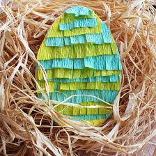 easter egg pinata kraft paper easter egg piñata crafthubs