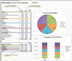 Travel Budget Template Excel Sle Small Business Budget Business Budget Worksheet Business
