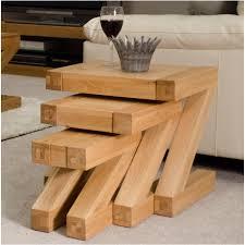 Z Oak Console Table Solid Oak Furniture Solid Oak Console Table