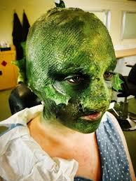 Creature Black Lagoon Halloween Costume Ellie Rees Elliereesmakeup Twitter