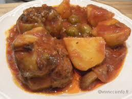 cuisiner paupiette de veau paupiettes de veau en ragoût recette facile recette à base de veau