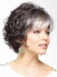 fine gray hair wide forehead 60 gorgeous gray hair styles gray hair bobs and short gray