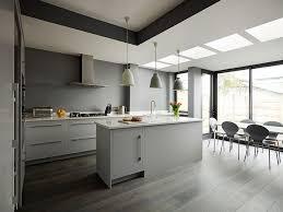 modern grey kitchen cabinets 50 gorgeous gray kitchens that usher in trendy refinement