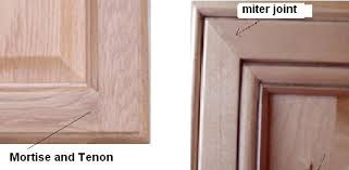 Mortise And Tenon Cabinet Doors Cabinet Door Frame Joints And Why They Matter Rta Kitchen Cabinets