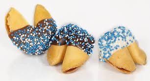 Hanukkah Cookies Hanukkah Fortune Cookie Custom Fortune Cookies Chocolate