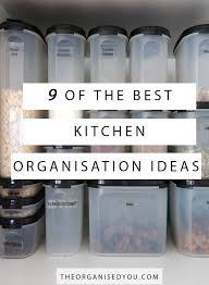 kitchen organisation ideas 9 of the best kitchen organisation ideas home organisation
