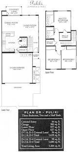 security guard house floor plan nohona at mililani mauka the honolulu hawaii state condo guide com