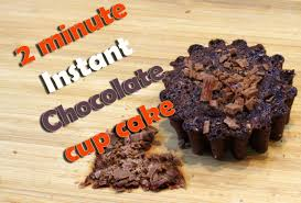 eggless chocolate cupcake easy and quick microwave cupcake