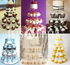 4 tier round acrylic cupcake stand u2013 jusalpha